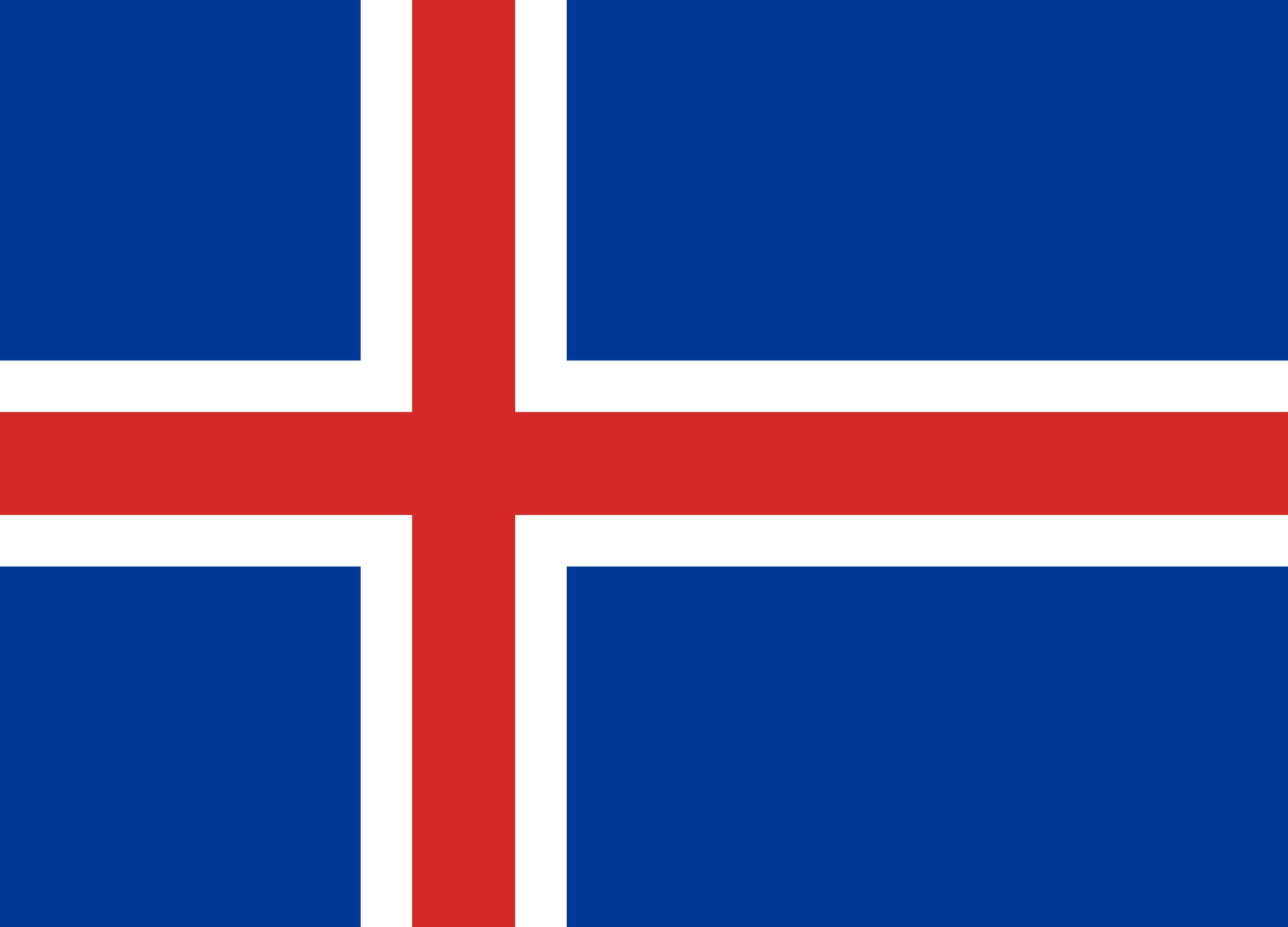 Flag of Iceland