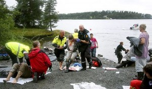 Norway Shooting Victims